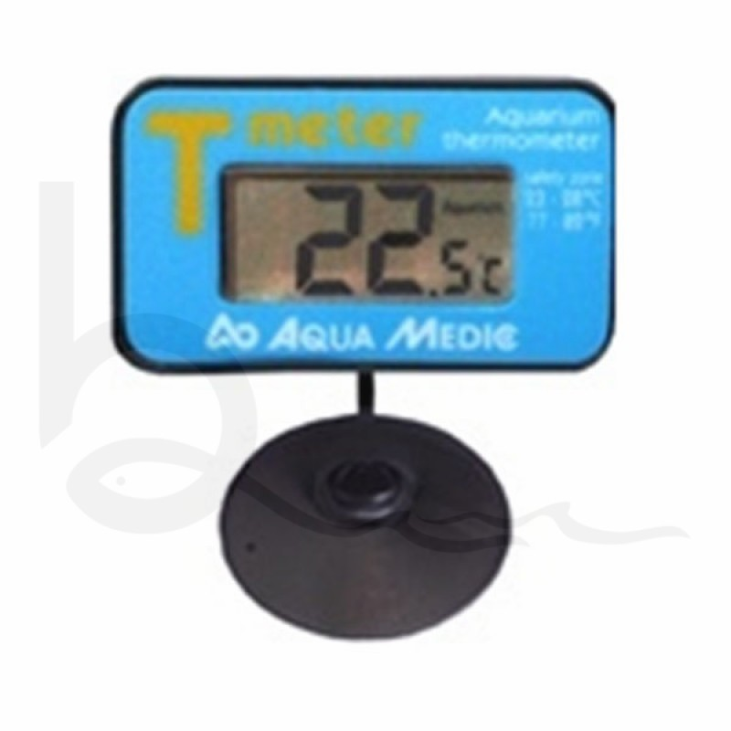 T meter aquarium thermometer burscough aquatics for Aquarium thermometer