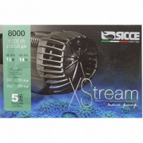 Sicce XStream 8000lph Aquarium Wave Pump | Burscough Aquatics