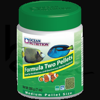 Ocean Nutrition Formula Two Marine Pellets 200g (Medium)