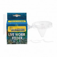 Algarde Live Worm Feeder | Burscough Aquatics