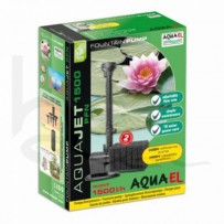 AquaEl Aquajet 1500 PFN Fountain Pump | Burscough Aquatics