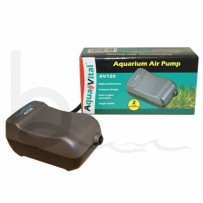 AquaVital AV-120 Aquarium Air Pump | Burscough Aquatics