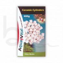 Aqua Vital Ceramic Cylinders - 150g | Burscough Aquatics