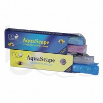 Aquascape Construction Epoxy - Coralline Algae Colour
