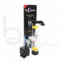 D&D H2Ocean Fluidised Media Reactor with Pump