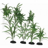 Alternanthera Reineckii Silk Artificial Aquarium Plant
