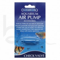 Interpet Aquarium Air Pump Check Valve | Burscough Aquatics