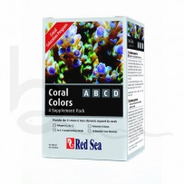 Red Sea Coral Colors ABCD | Burscough Aquatics