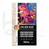 Red Sea Live Reef Base Sand Ocean White 10 kg