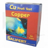 Cu Profi test - Copper