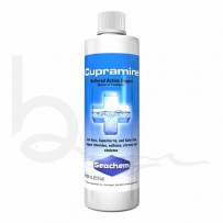 Seachem Cupramin 100ml  | Burscough Aquatics