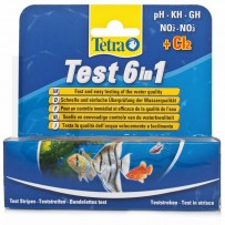 Tetra 6 in 1 Test | Burscough Aquatics