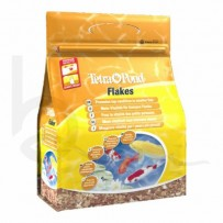 Tetra Pond Flakes - 4L | Burscough Aquatics
