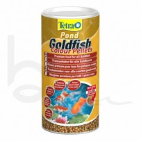 Tetra Pond Goldfish Colour Pellets  | Burscough Aquatics