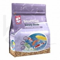 Tetra Pond Variety Sticks - 4L | Burscough Aquatics