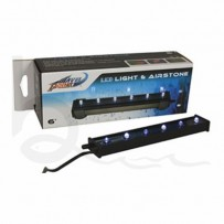 Wavepoint Led Light and Airstone 6"