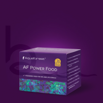 AquaForest AF Power Food 20g | Burscough Aquatics