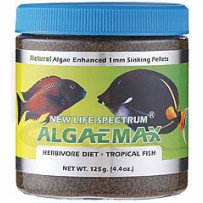 New Life Spectrum AlgaeMAX 125g | Burscough Aquatics
