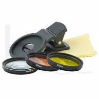 D-D Coral Colour Lense Kit