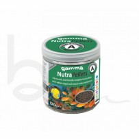 Gamma NutraPellets AlgaeBoost - 120g | Burscough Aquatics