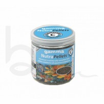 Gamma NutraPellets Complete - 120g | Burscough Aquatics