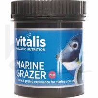 Vitalis Mini Marine Grazer 110g  | Burscough Aquatics