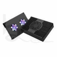 Aqua Illumination Hydra 26 HD Black and Slimline Mount (htm 60)- Two Unit Package  | Burscough Aquatics