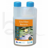 NT Labs Live Filter Bacteria 250ml