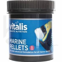 Vitalis Marine Pellets 120g (1.5mm) | Burscough Aquatics