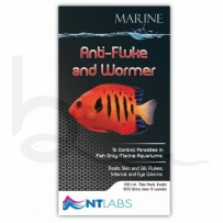 NT Labs Marine Anti Fluke and Wormer 40ml