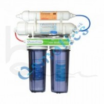 4 Stage 100GPD Reverse Osmosis/De-Ionisation System