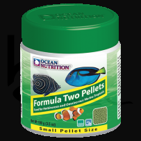 Ocean Nutrition Formula Two Marine Pellets 100g | Burscough Aquatics
