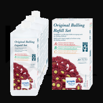 Tropic Marin Original Balling Liquid Set and Refill Set 3 x 1Kg | Burscough Aquatics