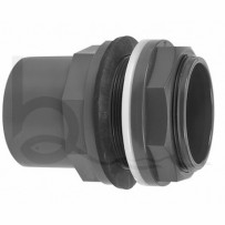 50mm Tank Connector | Burscough Aquatics